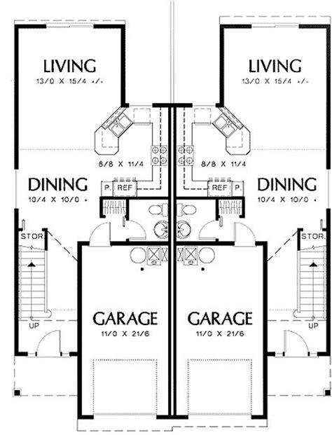 duplex designs floor plans best 25 duplex plans ideas on duplex house