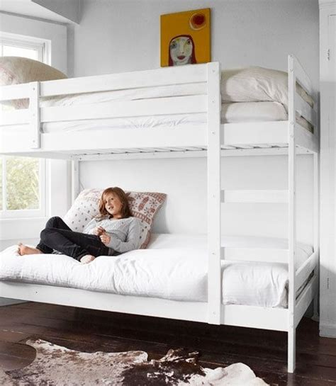 ikea white bunk beds 25 best ideas about ikea bunk bed on ikea