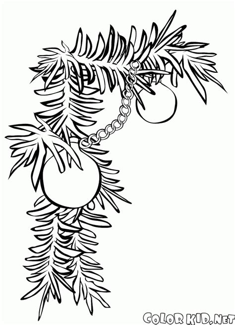 tree ornament coloring pages coloring page tree ornaments