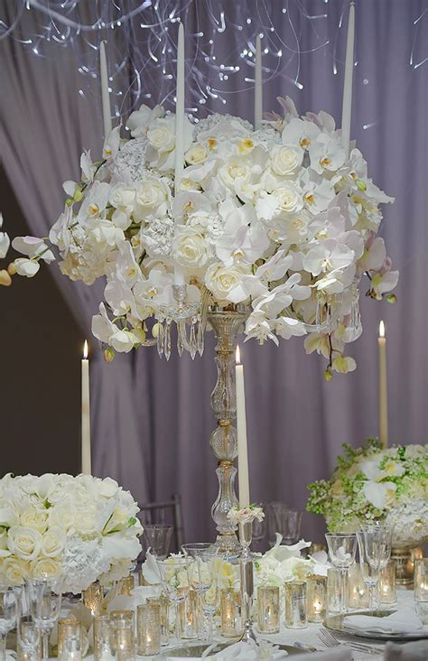 and white centerpieces centerpieces for white wedding reception prestonbailey