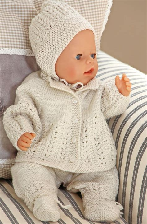free knitting patterns for 18 inch baby dolls baby doll clothes patterns free wallpaper