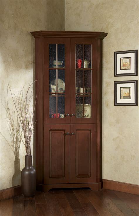 wooden cabinet with doors corner cabinet with glass doors homesfeed