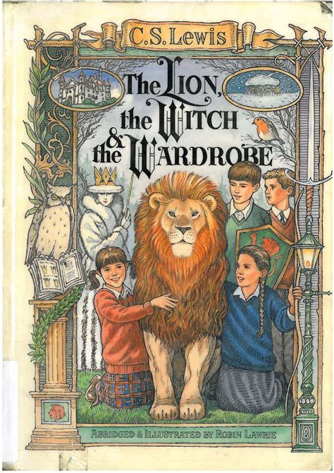 narnia picture books the narrator s as in c s lewis s the