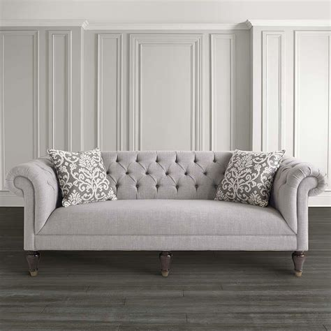 beautiful couches classic chesterfield style sofa