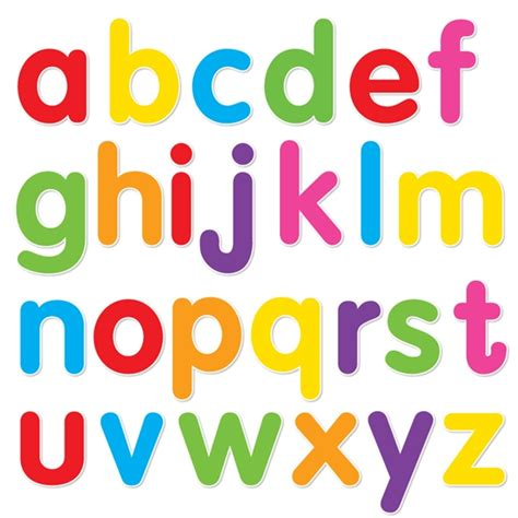 my book of lowercase letters 5 best images of printable abc letters lower alphabet