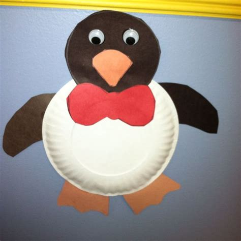 penguin paper craft 25 best ideas about penguin craft on baby