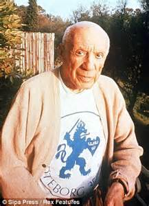 unseen picasso paintings found in garage who had 271 unseen picasso paintings stashed in