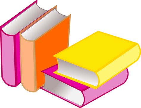 picture of books clipart book clip at clker vector clip