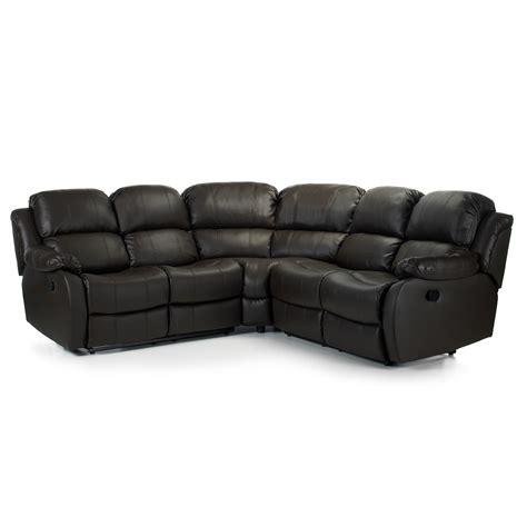 recliner corner sofa corner sofa with recliner anton reclining leather corner