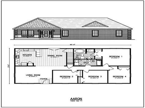 small modular home floor plans modular home plans smalltowndjs