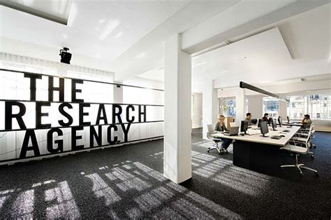 interior design research simple and contemporary research agency office in new zealand