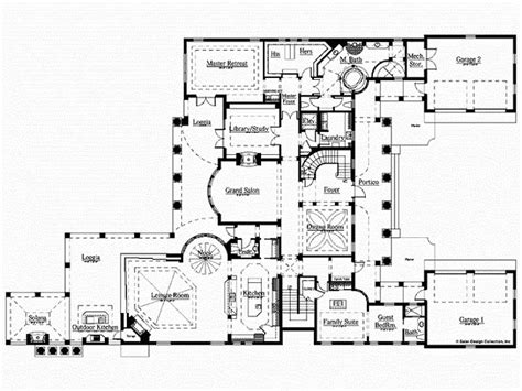 plantation house floor plans antebellum mansion floor plans