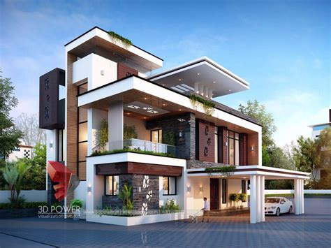 architectural house plans and designs bunglow design 3d architectural rendering services 3d architectural visualization 3d power