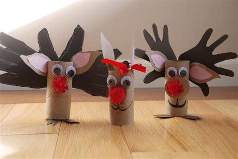 reindeer paper crafts cool reindeer crafts for hative