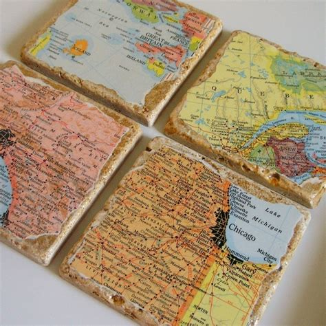 decoupage map 17 best images about map decoupage on vintage
