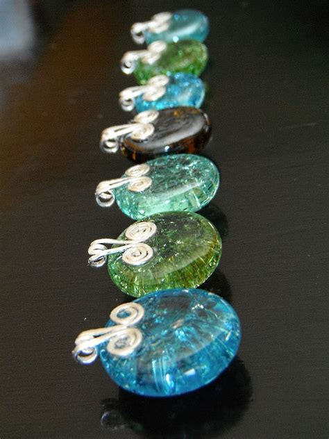 marble crafts for non sense flat marble necklaces