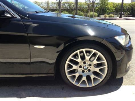 how cars run 2008 bmw 3 series transmission control find used 2008 bmw 328i coupe black on black manual transmission clean title in sun valley