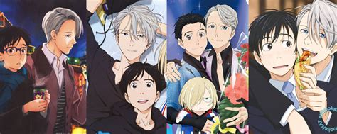 best yuri yuri and victor the best part of yuri on