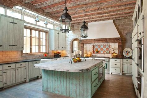 rustic paint colors for kitchen cabinets 10 rustic kitchen designs that embody country