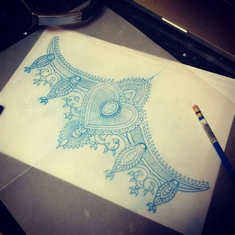 best 25 tattoo under chest ideas on pinterest mandala