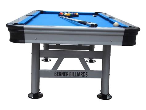 pool tables orlando berner billiards quot orlando quot 7 foot outdoor pool table orl7
