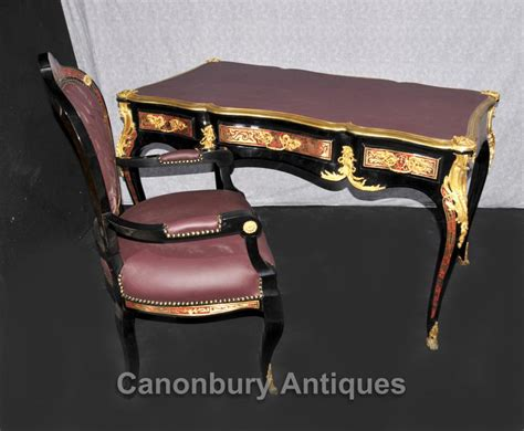desk and chair set for boulle desk and chair set writing table bureau