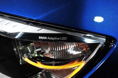 Adaptive Headlights Bmw by Bmw Adaptive Headlights Led Autos Weblog