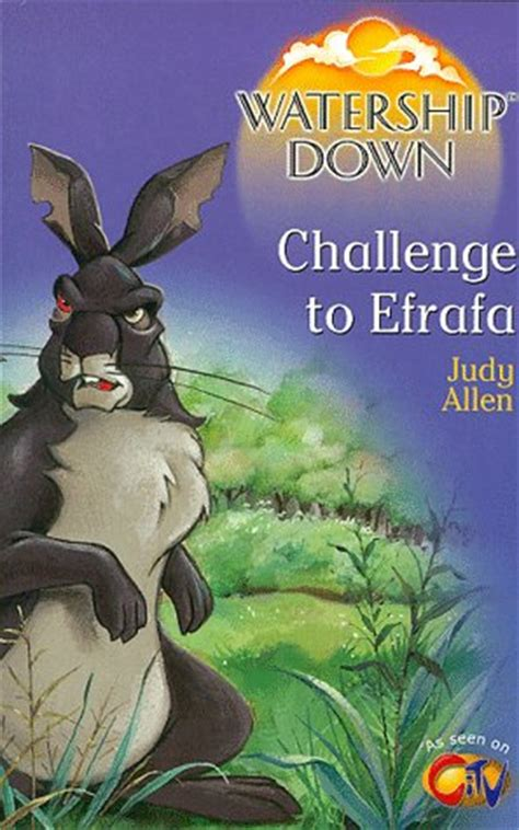 watership picture book challenge to efrafa watership