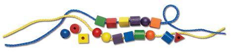 thread a bead think and thread bead learn heaps