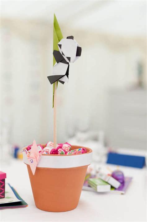 origami centerpieces wedding 30 non traditional non floral centrepiece ideas for your