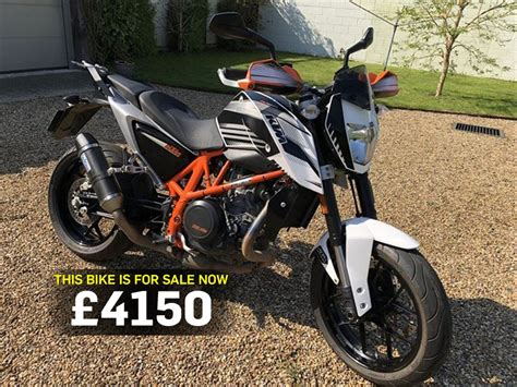 ktm 690 engine for sale bike of the day ktm duke 690 mcn