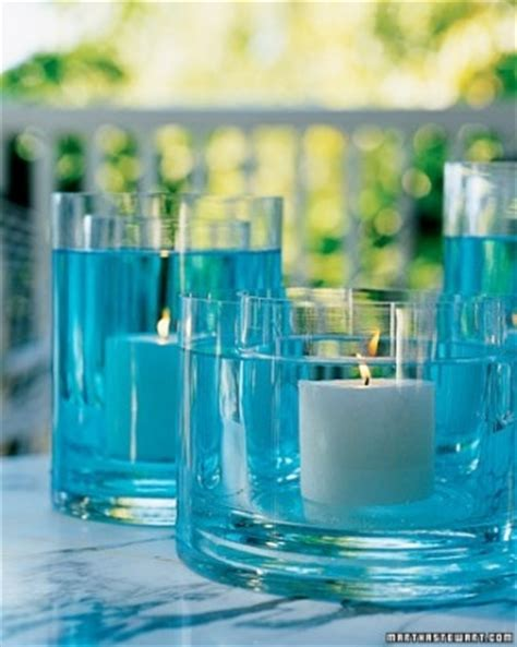 candle in water centerpiece colored water candle centerpiece pictures photos and