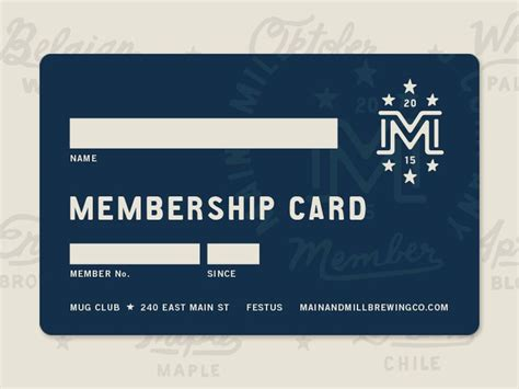 make membership cards free 25 best ideas about vip card on gift vouchers
