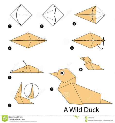 how to make a origami shark step by step origami duck www pixshark images
