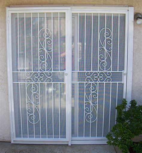 patio security doors door security patio door security door