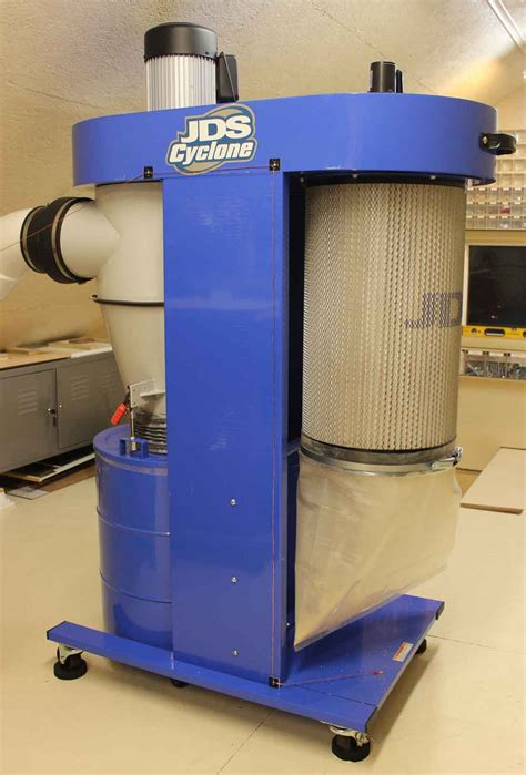cyclone dust collector reviews woodworking jds dust collector woodworking tool review the to