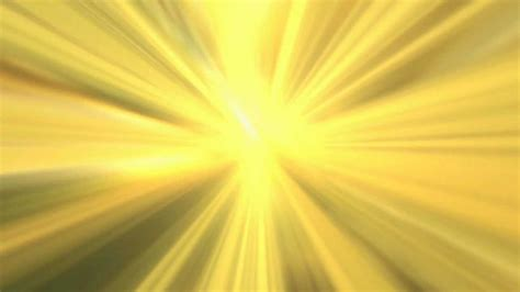 gold lights golden light rays stock footage animation loop