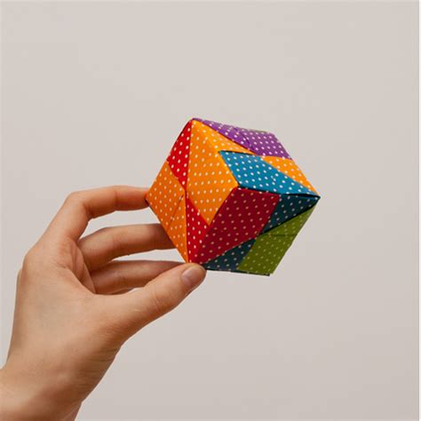 3d cube origami origami cube useful tips japan