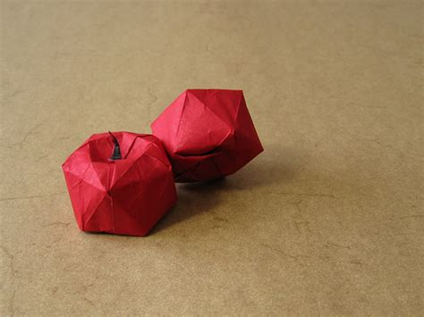 origami apple the origami forum view topic what you folded lately