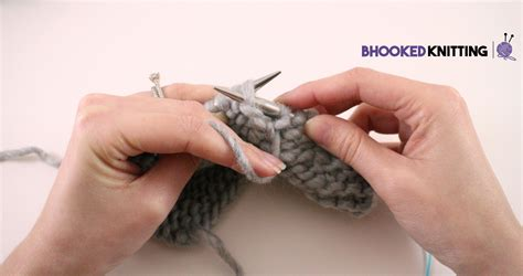 continental knitting tutorial how to knit the continental purl tutorial b