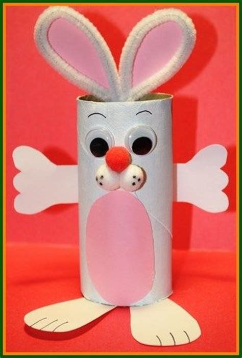rabbit craft projects 17 best ideas about easter crafts on easter