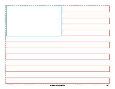 for printable printable make a flag alexbrands