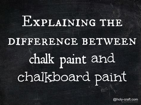chalkboard paint vs chalkboard the difference between chalk paint and chalkboard paint