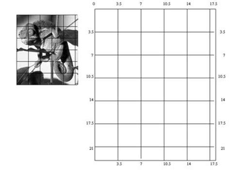 grid drawing grid drawing