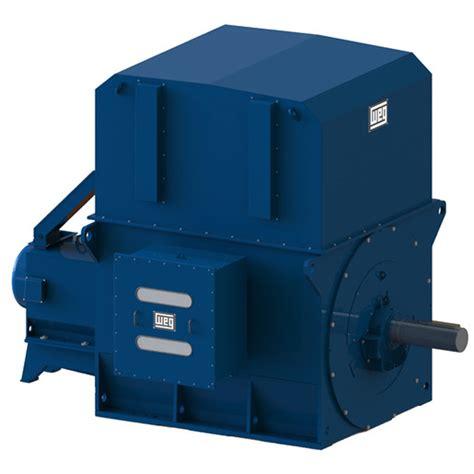 Large Electric Motor by Electric Motors Weg