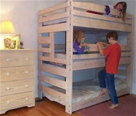 lindy bunk bed plans harbor house bedding duplicatetriple lindy bunk