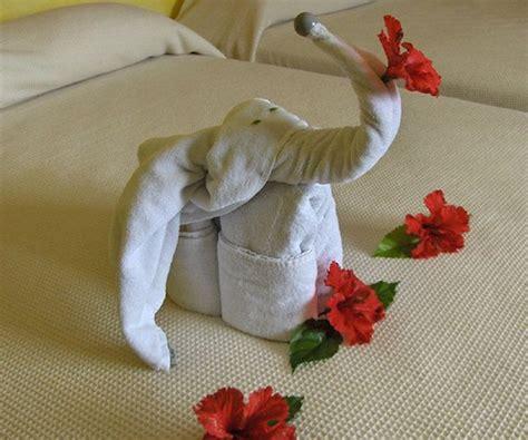 towel origami flower 30 creative towel origami diys and design