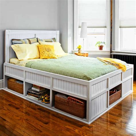 building bedroom furniture storage bed 27 ways to build your own bedroom furniture