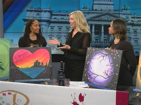 Painting With A Twist Opens New Location In Downtown