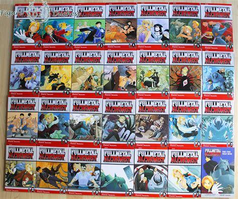 fullmetal alchemist covers record review fullmetal alchemist box the